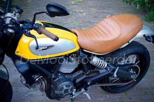 Ducati Scrambler bruin3