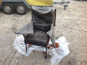 leer gestoffeerd stoel1