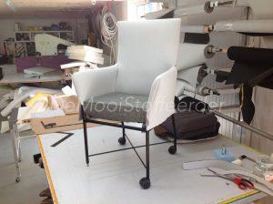 leer gestoffeerd stoel8